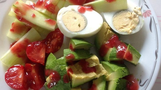 Red Raspberry Wine Vinaigrette Dressing