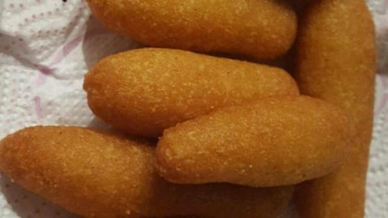 Corn Sticks (Sorullos de Maiz)