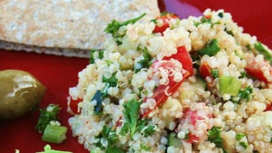 Quinoa Tabbouleh
