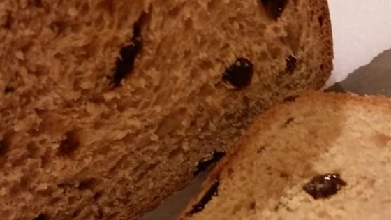 Cinnamon Raisin Bread II
