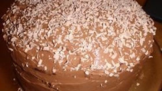 Chocolate Meringue Frosting