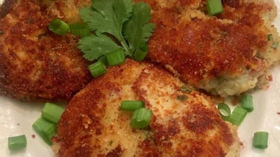 Bacon and Blue Cheese Potato Pancakes Recipe - Allrecipes.com