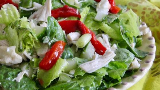 Refreshing Mint and Tuna Salad