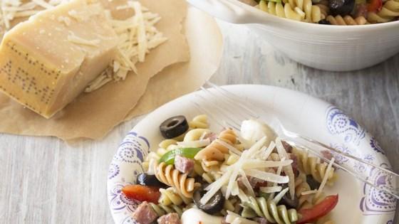 Quick Italian Pasta Salad