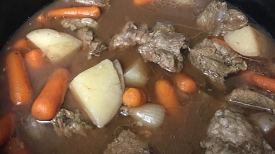 Rustic Slow Cooker Stew