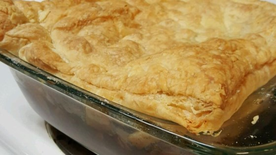 Guinness® Steak Pie