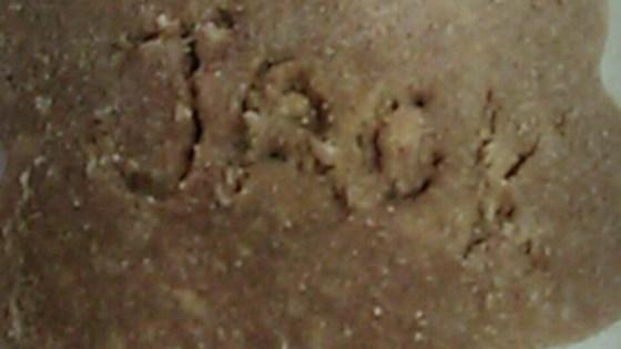 Brie's Very Vanilla Dog Treats