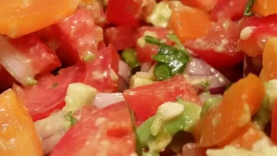 Salsa Salad
