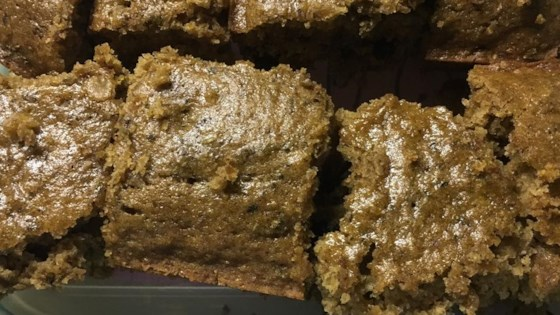 Pumpkin Bars IV