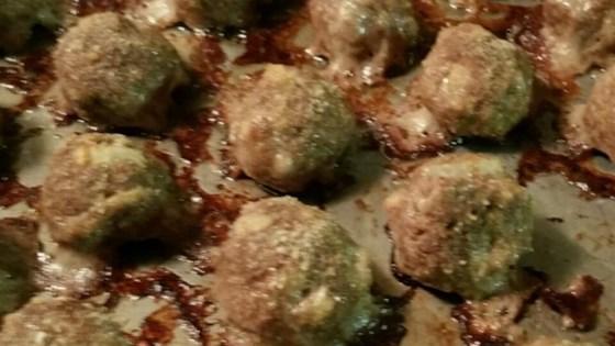 Starr's Savory Meatballs