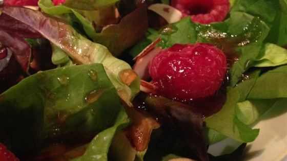 Pati's Spinach and Boysenberry Salad