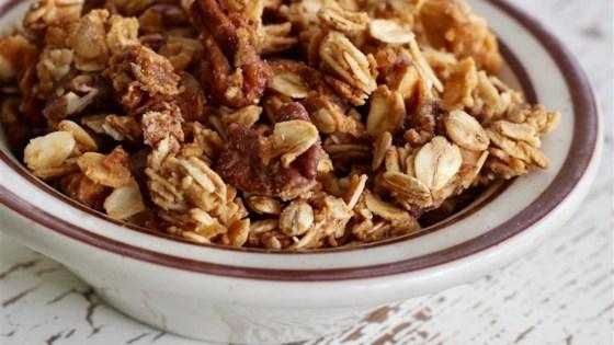 Honey-Sweetened Granola