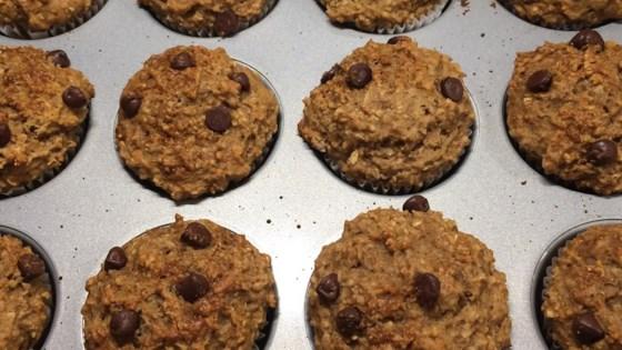 Buttermilk Oatmeal Muffins