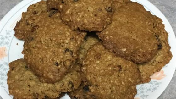 World's Best Oatmeal Cookies