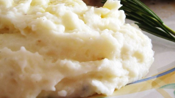 Rich Mashed Potatoes