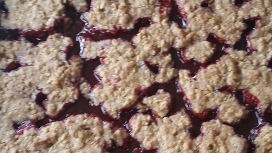 Everything But The... Blackberry Cobbler