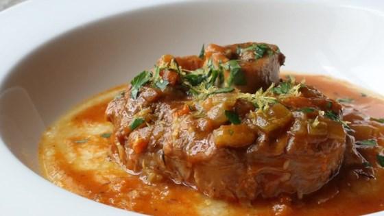 Osso bucco with pork recipe