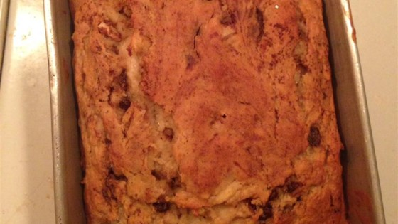Gluten-Free Moist Choc Chip Banana Bread