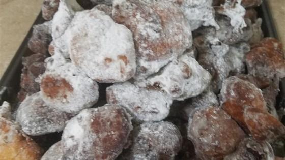 Oliebollen (Dutch Doughnuts)