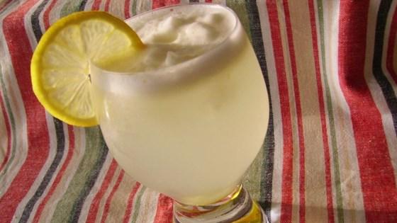 Icy Lemonade Slush