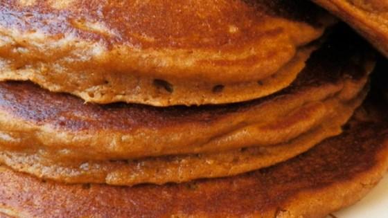 Glenda's Gingerbread Pancakes