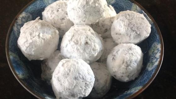 Meemaw's Bourbon Balls
