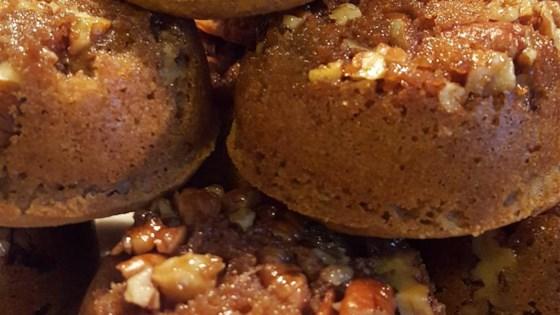 Sticky Pecan Muffins