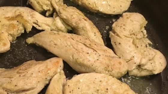 Lemon Thyme Chicken Tenders