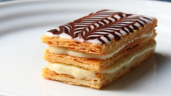 Mille Feuille Napoleon Pastry Sheets Recipe Allrecipes Com