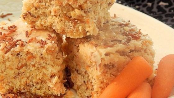 Carrot Coconut Cookies