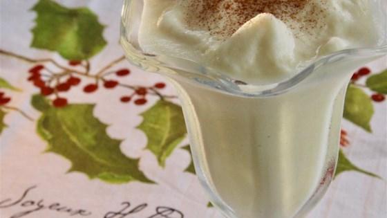 Easy holiday eggnog shake recipe - Traditional eggnog recipe holidays ...