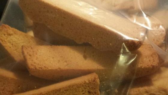 Anisette Toast