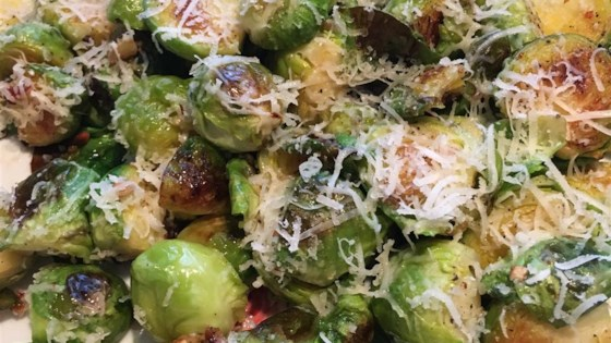 Brussels Sprouts with Sour Cream