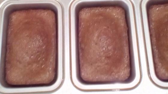 Applesauce Bread I