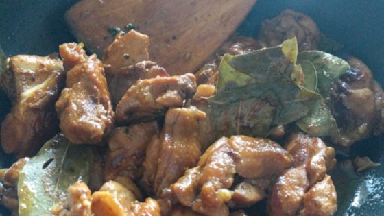 Authentic Chicken Adobo