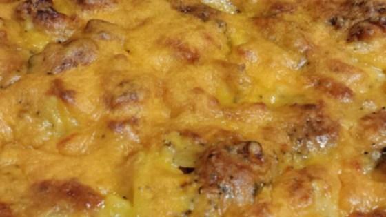 Mama Moe's Scalloped Potatoes