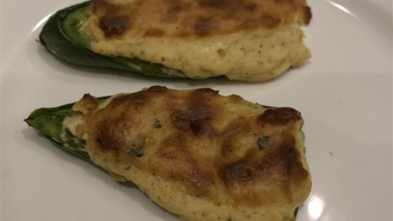 Four Cheese Stuffed Jalapenos