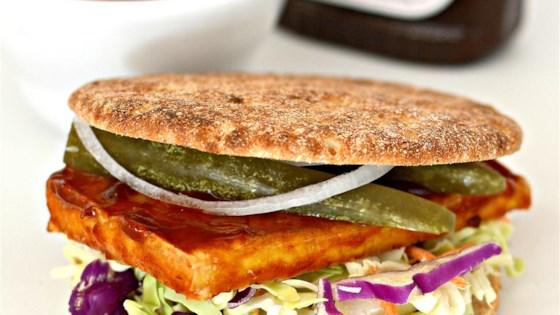 Grilled Tofu Sandwich Filling Recipe - Allrecipes.com