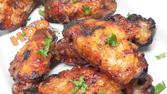 Ingredient Baked BBQ Chicken Wings Recipe - Allrecipes.com