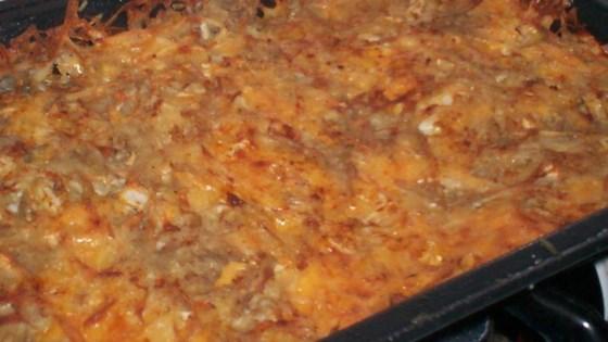 Cheesy Potato Kugel