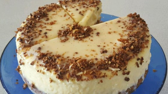 Carrot Cake Cheesecake from Duncan Hines®