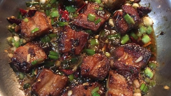 Chef John's Caramel Pork Belly
