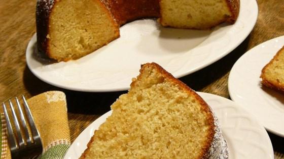 Apple moonshine cake recipe