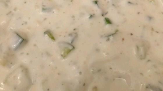 Easy Tzatziki Sauce