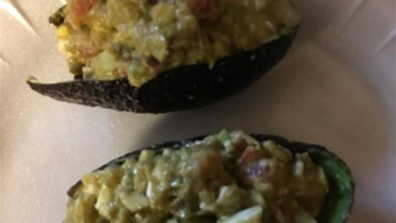 Deviled Avocados
