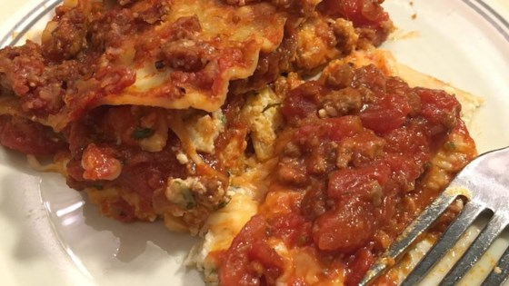 American Lasagna Recipe Allrecipes Com