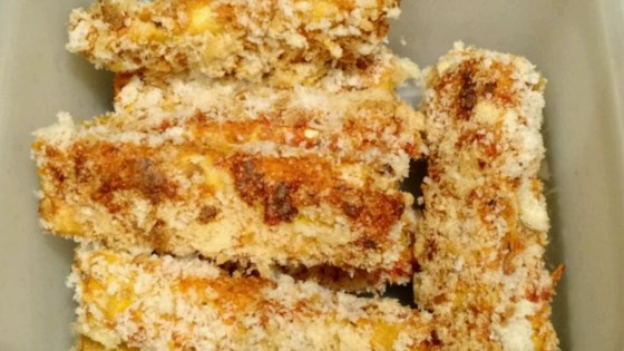Vegan Breaded Tofu