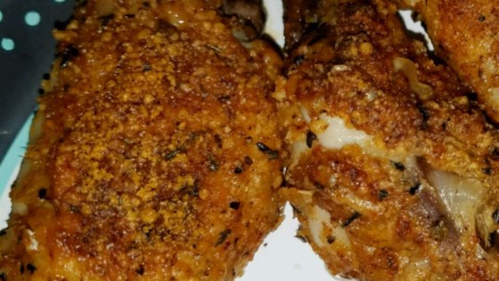 Awesome Crispy Baked Chicken Wings Recipe - Allrecipes.com