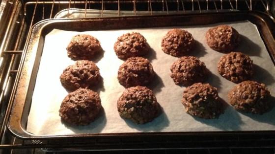Chocolate Oatmeal Chocolate Chips Cookies