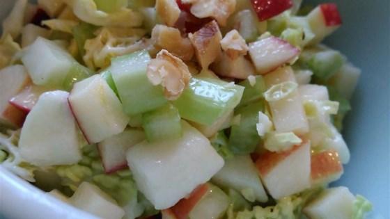 Waldorf Cabbage Salad